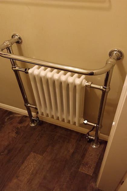 RADIATOR INSTALLATION - EAST MIDLANDS