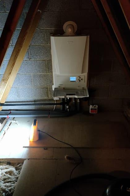 BOILER INSTALLATION - EAST MIDLANDS